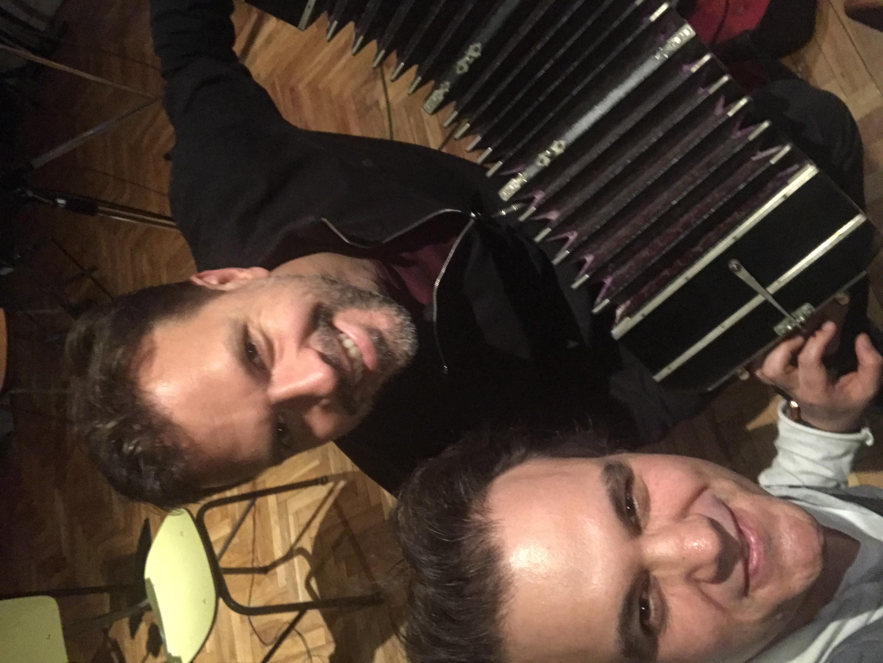 Nazareno Andorno And Ramiro Boero