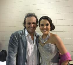 Nazareno and Barbara Padilla