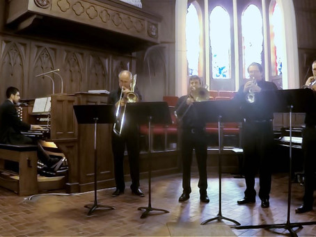 Brass and Organ: 5 Great Pieces for Your Wedding Ceremony
