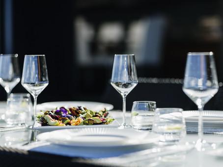 3 dicas para um jantar especial