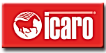 Icaro Bar Bending Machine Logo