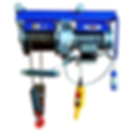 One ton Material Hoist Modern Machinery Trading LLC