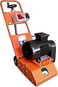 Palme Electrical Scarifier Modern Machinery Trading LLC