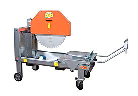 MANTA TP 650-1000 Curbstone cutting machine