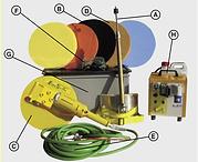 Linosella PLaster Smoother Modern Machinery Trading LLC