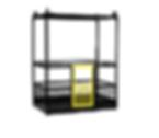 Man Cage In Dubai Modern Machinery Trading LLC