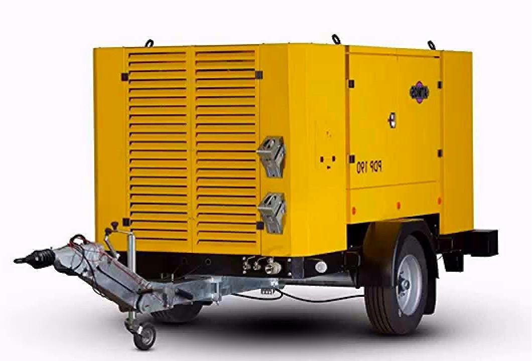 ATMOS PDP190 Screw Air Compressor