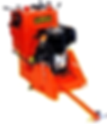 King Asphalt & Concrete Cutter