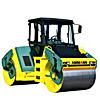 Ammann Tandem Roller Compactor