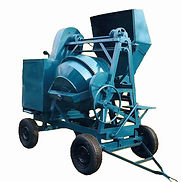 Lebanese Concrete Mixer with winch Modern Machinery Trading LLC