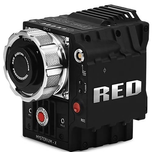 RED epic mysterium X 5k