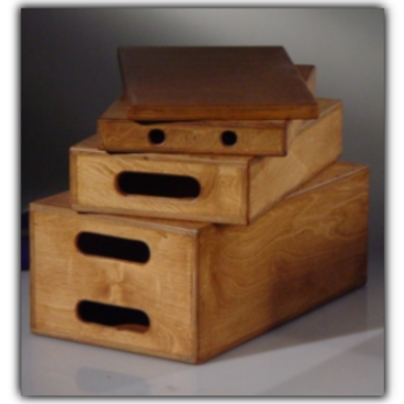 Apple Box set of  4