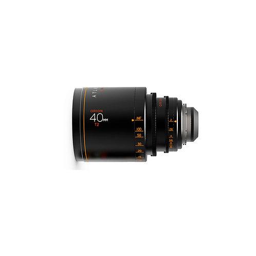 Atlas Orion Anamorphic 40mm T2 (metric)