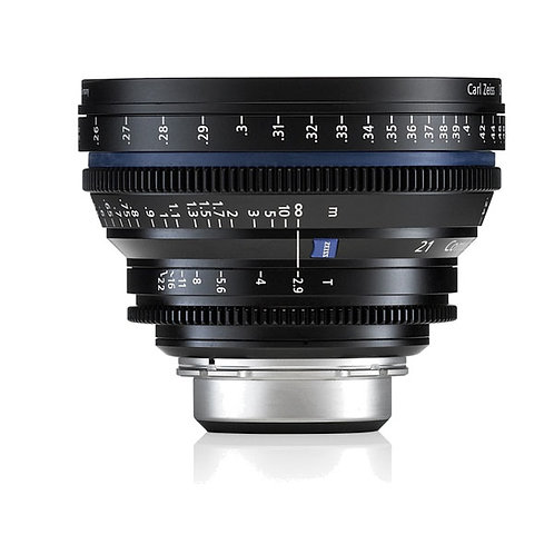 Кинообъектив Carl Zeiss Compact Prime CP.2 21mm/T2,9 EF