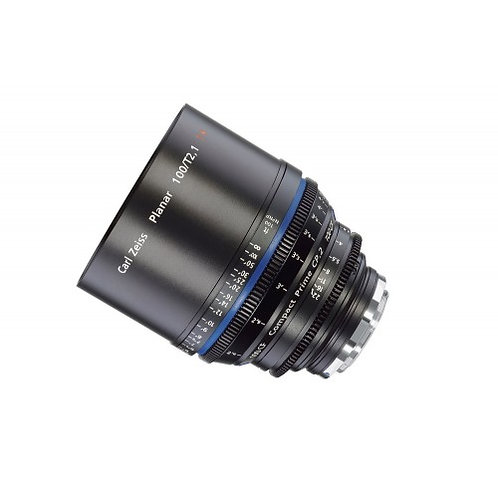 Кинообъектив Carl Zeiss Compact Prime CP.2 100mm