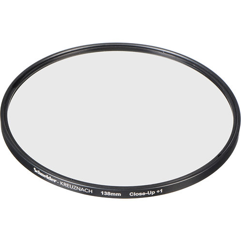 Schneider 138mm +1 Full Field Diopter Lens (Close-up Filter) Диоптрия