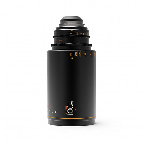 Atlas Orion Anamorphic 100 mm T2 PL\EF (metric)