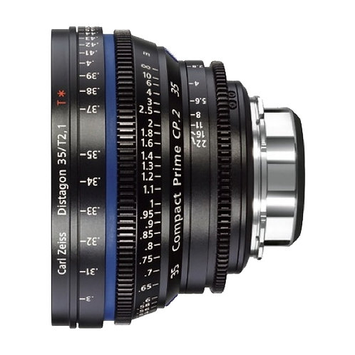 Кинообъектив Carl Zeiss Compact Prime CP.2 35mm/T2,1 EF