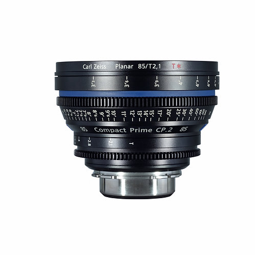Кинообъектив Carl Zeiss Compact Prime CP.2 85mm/T2,1 EF