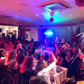 An award winning Rubyz Cabaret Ltd night