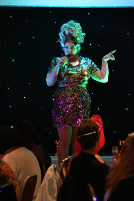 Drag party at Rubyz Cabaret Bournemouth