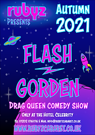Rubyz Cabaret Drag queen show Bournemout