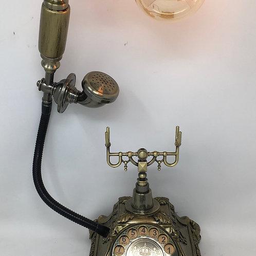 Vintage Gold Lamp 69SUT10X7X8D