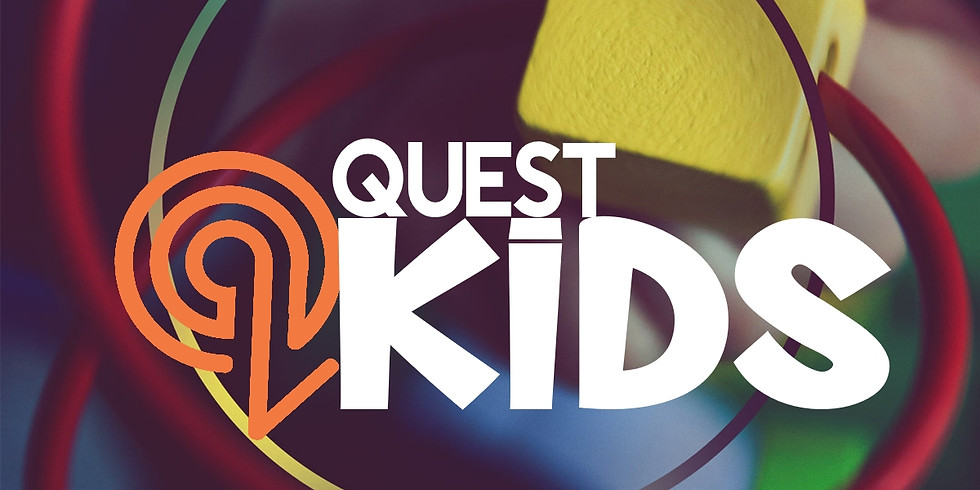 Easter Quest Kids Live 7:15pm