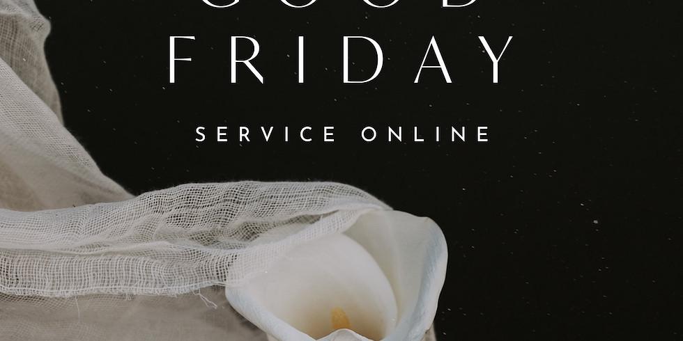 Good Friday Live 7:00pm