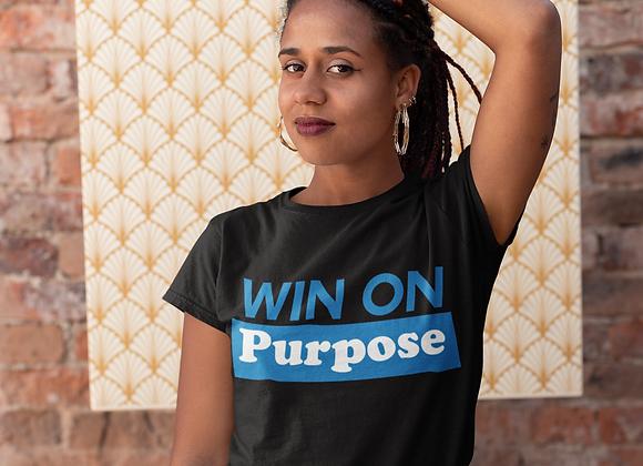 Win On Purpose Short Sleeve