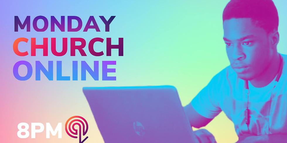 Church Online Live 8:00pm