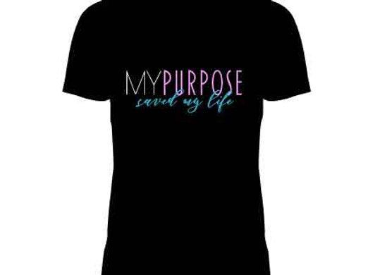 My Purpose Short Sleeve