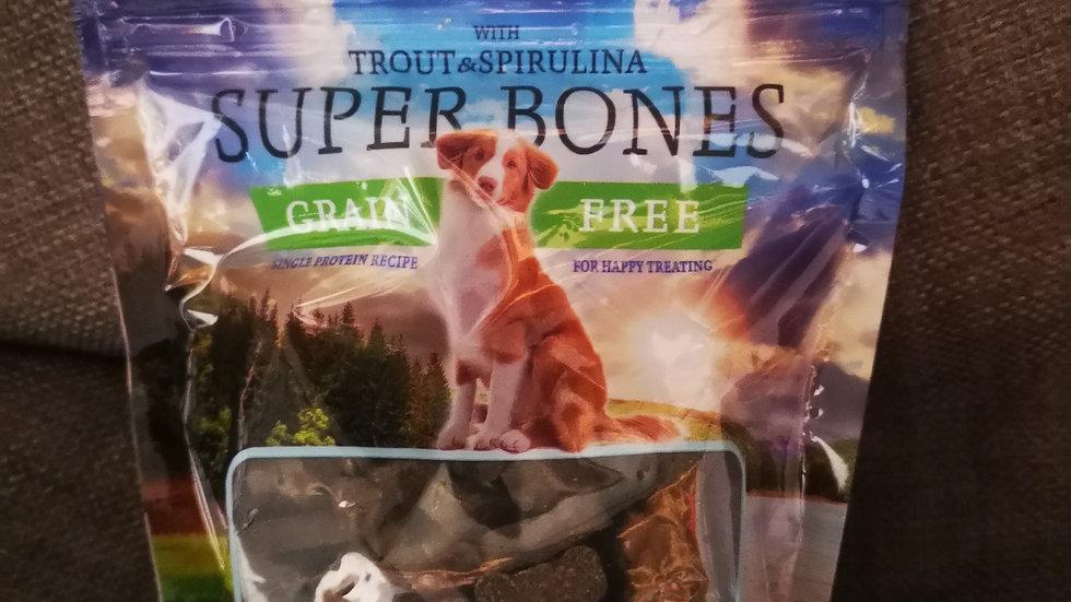 Super Bones Trout & spirulina