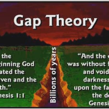 Gap Theory - Perception/Expectation