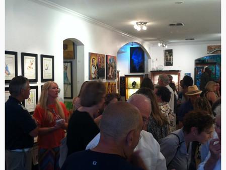 Gallery Ariodante - opening event