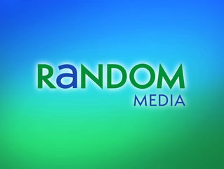 The Divide Signs Distribution Deal With Random Media