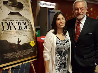 The Divide Makes New England Premiere in Concord, N.H.