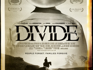 Ten Nominations for The Divide at TWBFF