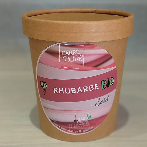 Rhubarbe bio