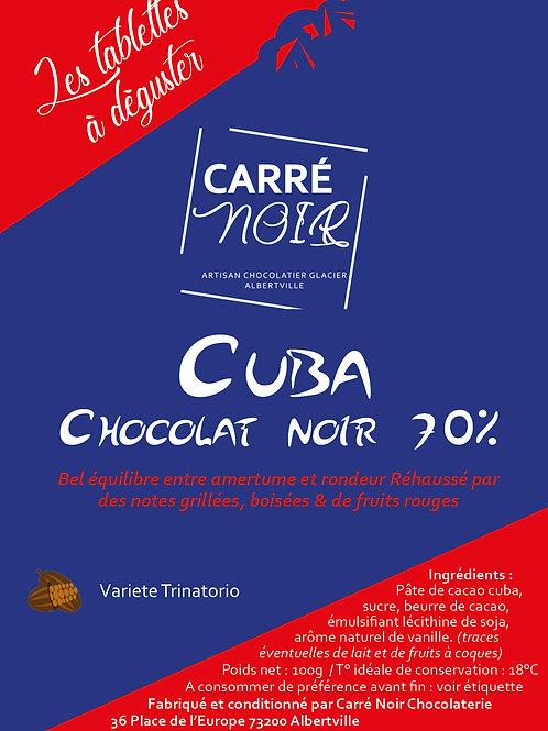 Cuba - Noir 70%