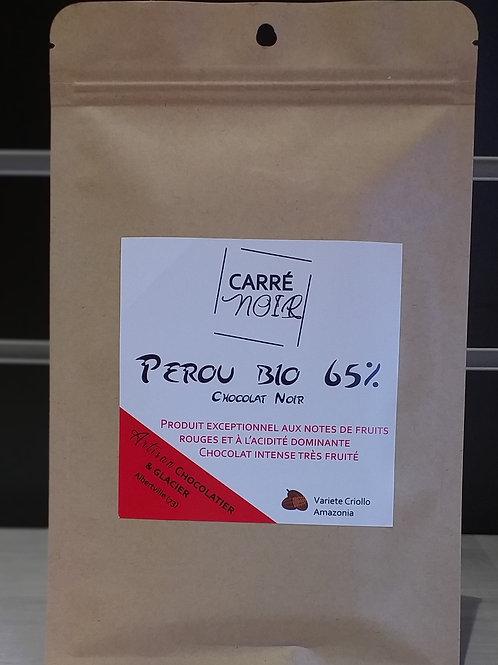 Pérou bio - Noir 65%