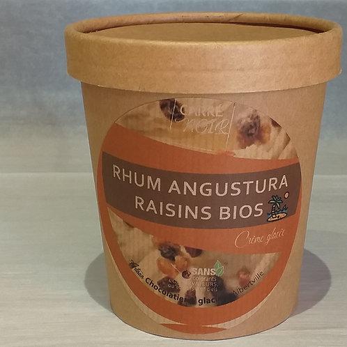 Rhum Angustura raisins bios