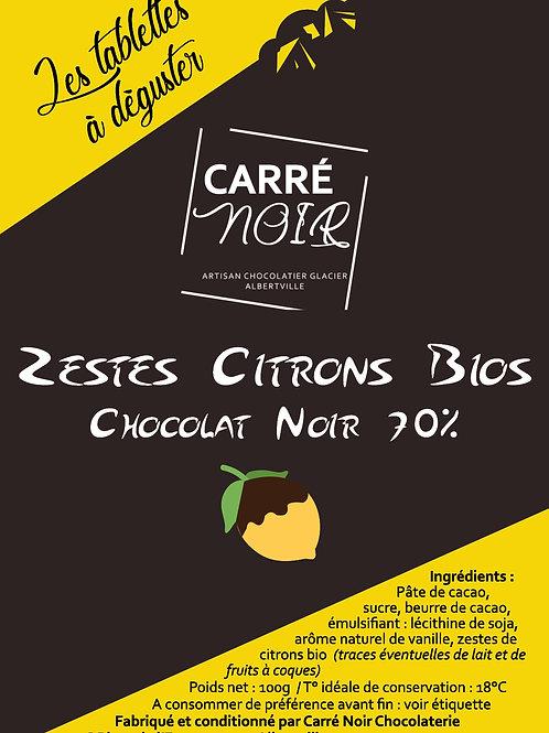 Citron - Noir 70%