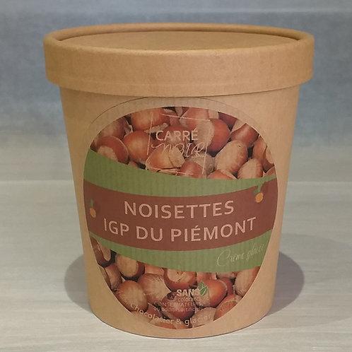 Noisettes IGP du Piémont