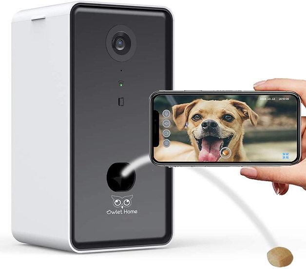 Dispensador de golosina automático para perros