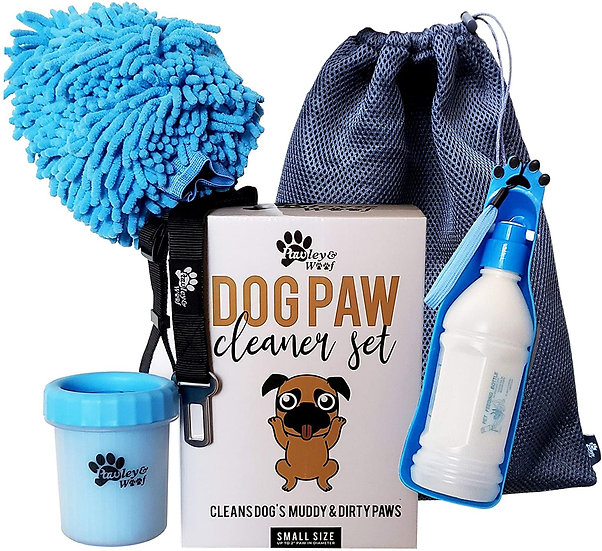 Kit de viaje para mascotas