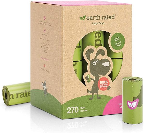Bolsas biodegradables para excremento de perro