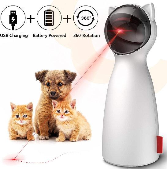 Juguete Láser interactivo para gatos