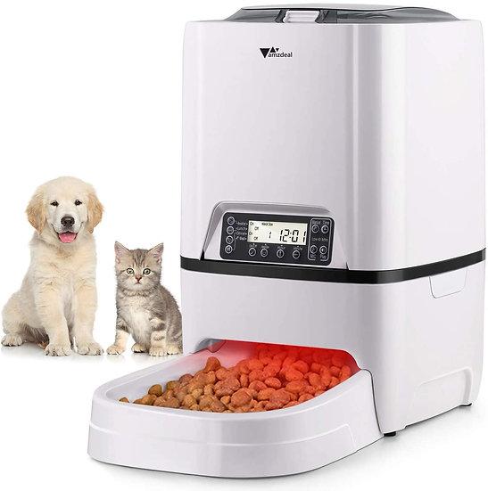 Comedero automático para mascotas