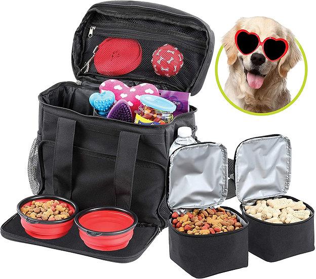 Maletín de viaje para perros